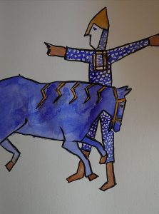 Interpretation of the Bayeux Tapestry
