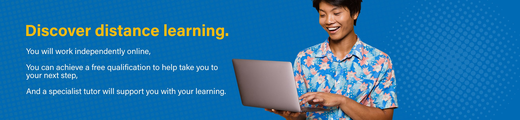 Discover Distance Learning July 2021