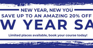 New Year Sale 20% off online courses