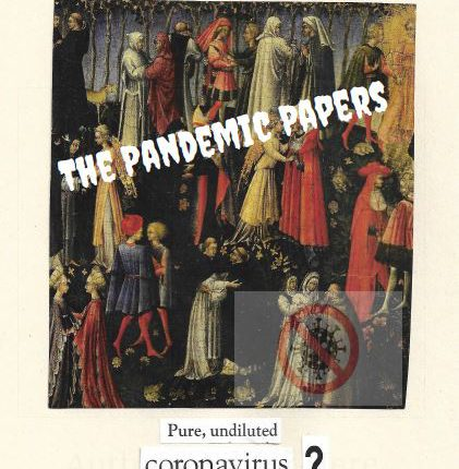 Front cover of the Pandemic Papers