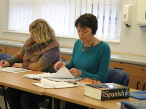 Spanish Adult Learners