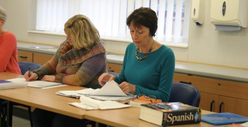 Spanish Adult Learners