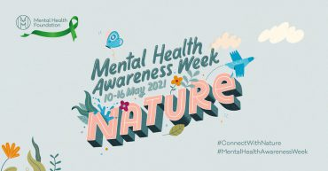 Mental Health Awareness Week Nature logo